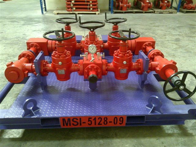 Msi Manifold Systems Ironworks Sa